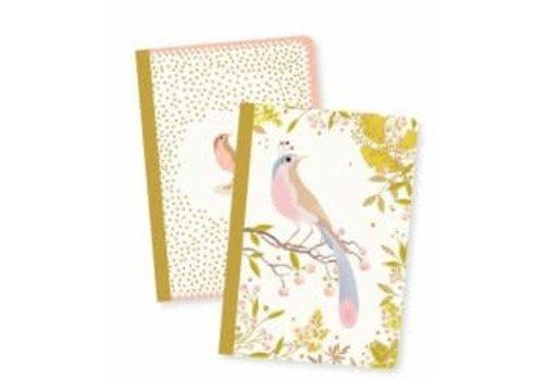 DJECO - Lovely Paper Carnet - Tirou