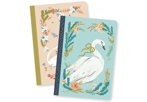 Djeco DJECO - Lovely Paper Carnet - Lucille