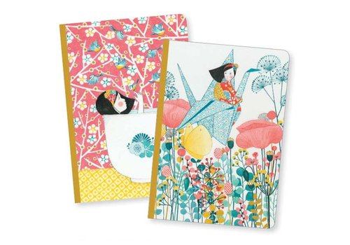 Djeco DJECO - Lovely Paper Carnet - Misa