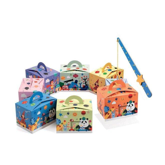DJECO - Verjaardagsboxen - Surprise Box