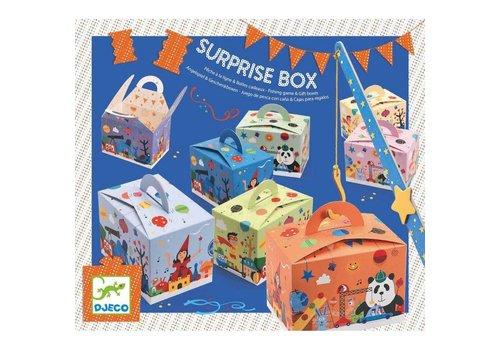 Djeco DJECO - Verjaardagsboxen - Surprise Box