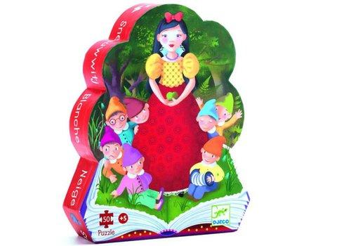 DJECO - Puzzel - Le petit Chaperon Rouge