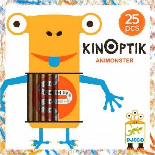 DJECO - Kinoptik - Animonsters 5+