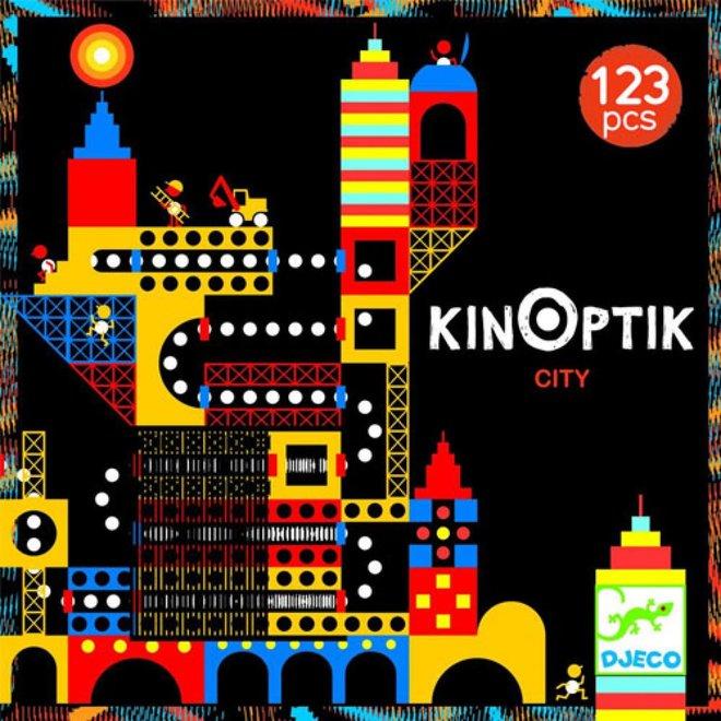 DJECO - Kinoptik - Stad 6+