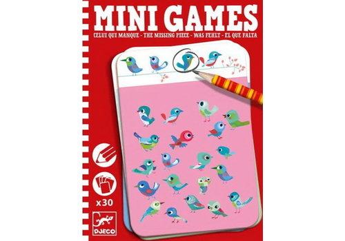 DJECO - Mini Games - Celui Qui Manque