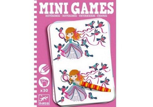 DJECO - Mini Games -  Les différences de Léa