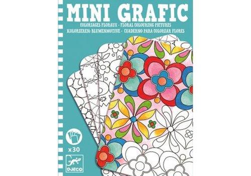 DJECO - Mini Grafic - Floraux