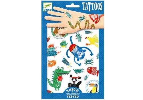 DJECO - Tattoo - Museaux