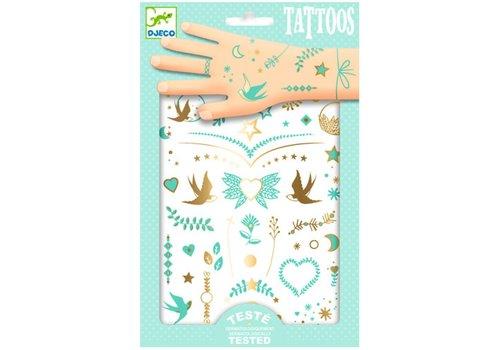 DJECO - Tattoo - Les bijoux de Lily