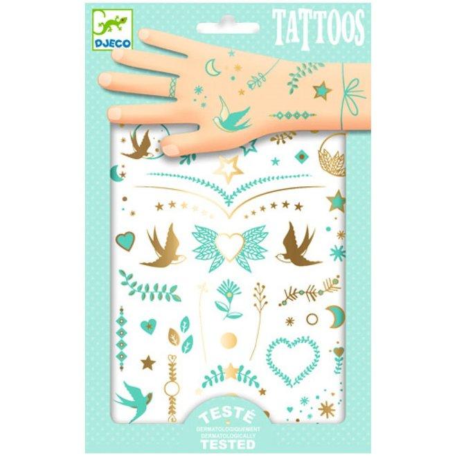DJECO - Tattoo - Lily's Sieraden