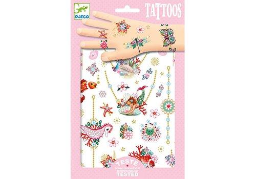 DJECO - Tattoo - les bijoux de Fiona