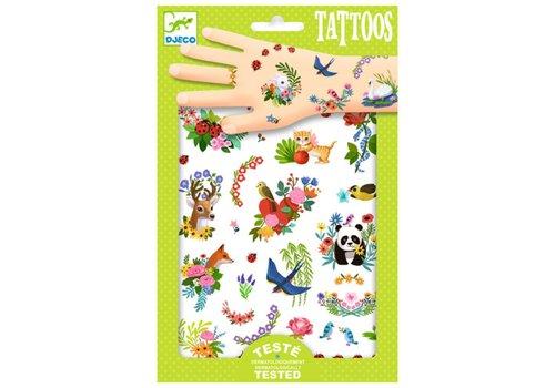 DJECO - Tattoo - Happy Spring