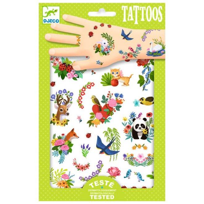 DJECO - Tattoo - Lente