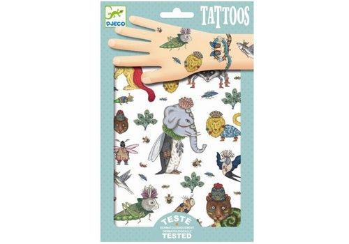 DJECO - Tattoo - Bestiaires