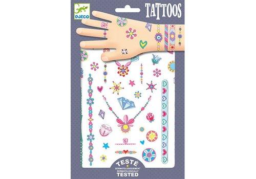 DJECO - Tattoo - Bijoux de Jenni