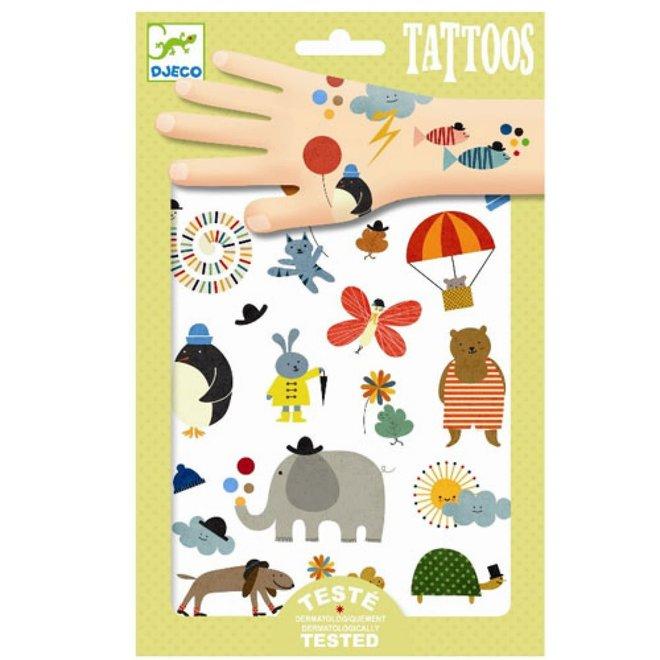 DJECO - Tattoo - Mooie Dingen