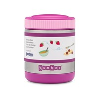 YUMBOX - insulated food jar -Bijoux Purple
