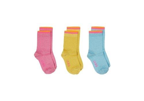 Lebig LEBIG - Korte Sokken - 3-pack