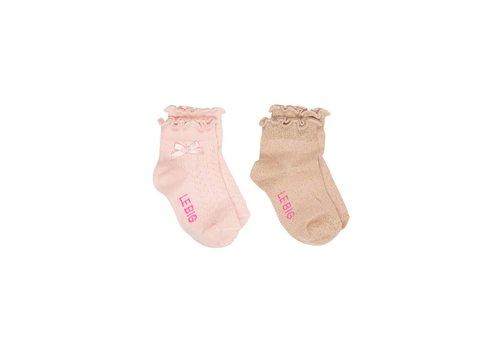 Lebig LEBIG - Korte sokken - Mia Blossem