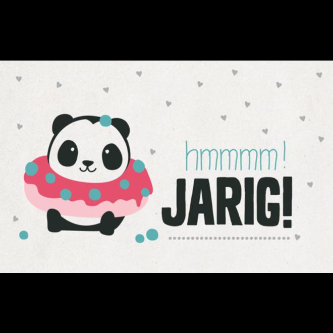 LEUKE KAARTJES - Hmmmm! Jarig!