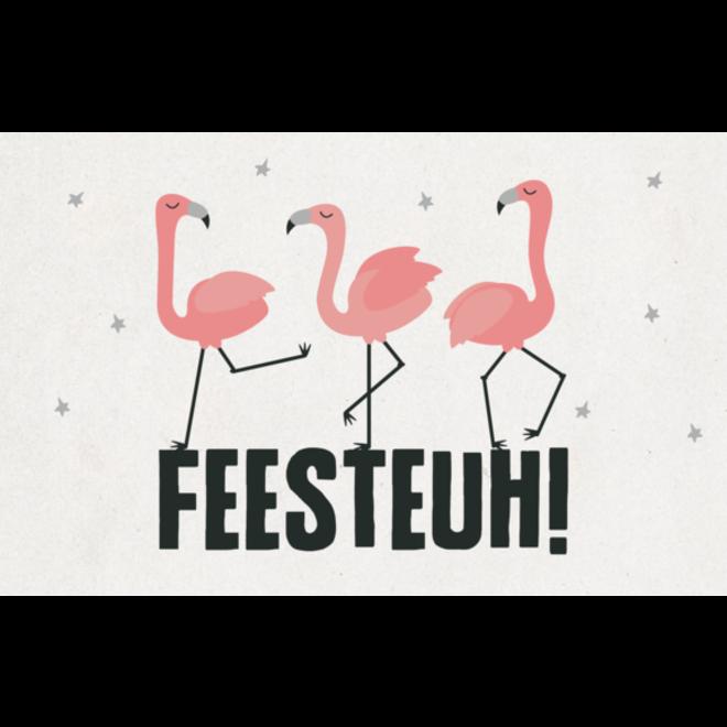 LEUKE KAARTJES - Feesteuh!