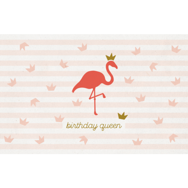 LEUKE KAARTJES - Birthday Queen