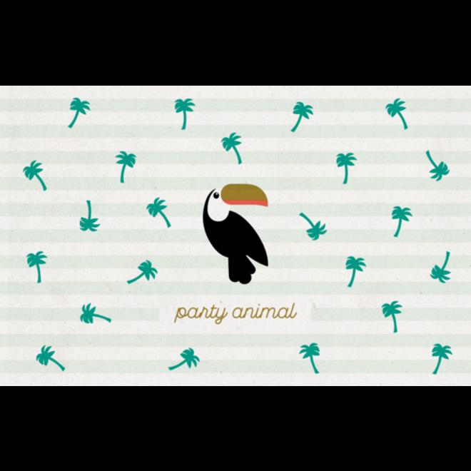 LEUKE KAARTJES - Party Animal