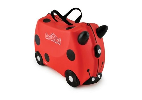 Trunki TRUNKI Ride-on - Lieveheersbeestje