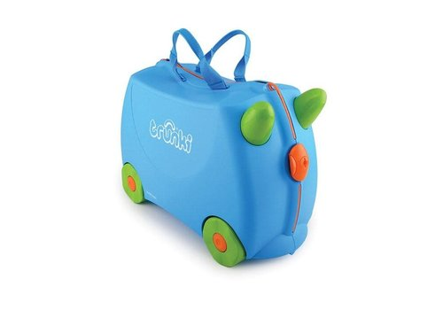 Trunki TRUNKI Ride-on -Terrance Blue