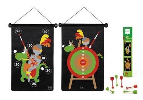 SCRATCH - Magnetic Darts - Ridder 55x36cm
