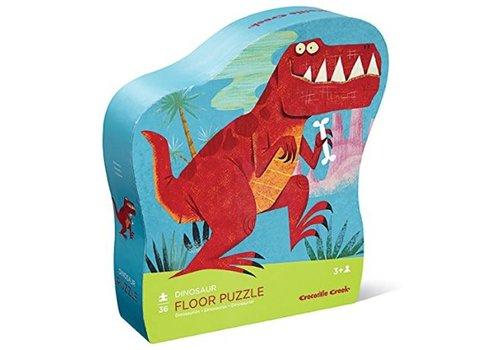 Crocodile Creek Crocodile Creek -  Vloer Puzzel - Dinosaur 36stuks