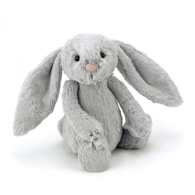 JELLYCAT - Bashful Bunnies Small - Silver