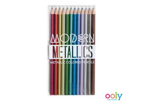 Ooly OOLY -  Crayons Metallic