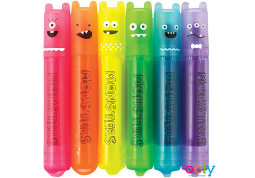 Ooly OOLY - Markers Mini Monsters