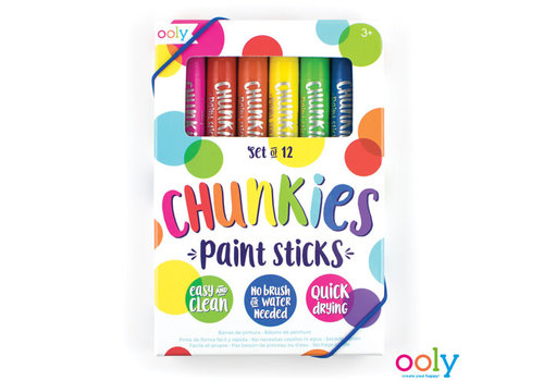 Ooly OOLY - Chunkies Paint Sticks