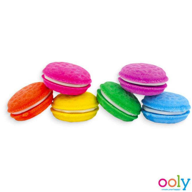 OOLY - Schrijfgerei - Geurgommen Macaron
