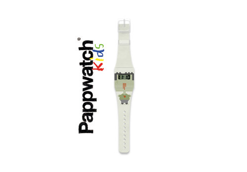 I like Paper Pappwatch - Paperwatch - Zombie