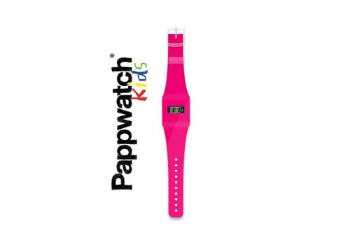 I like Paper Pappwatch - Paperwatch - Neon Pink