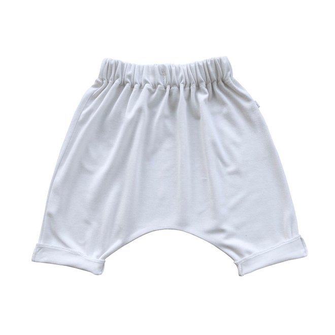 BAMBOOM - Pants Summer - White