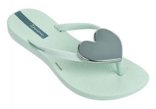 Ipanema IPANEMA - Slipper kids - Maxi Fashion Green