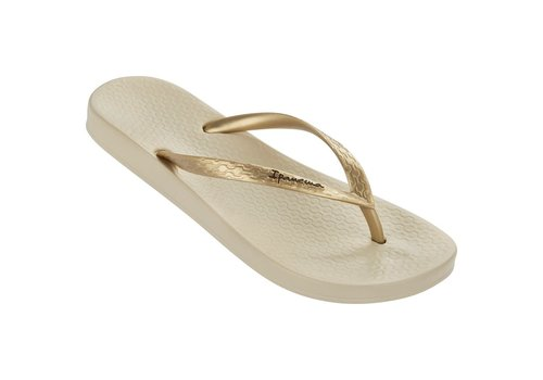 Ipanema IPANEMA - Slipper - Anatomic Tan Beige/Gold