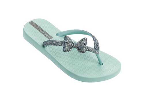 Ipanema IPANEMA - Slipper kids - Lolita Green