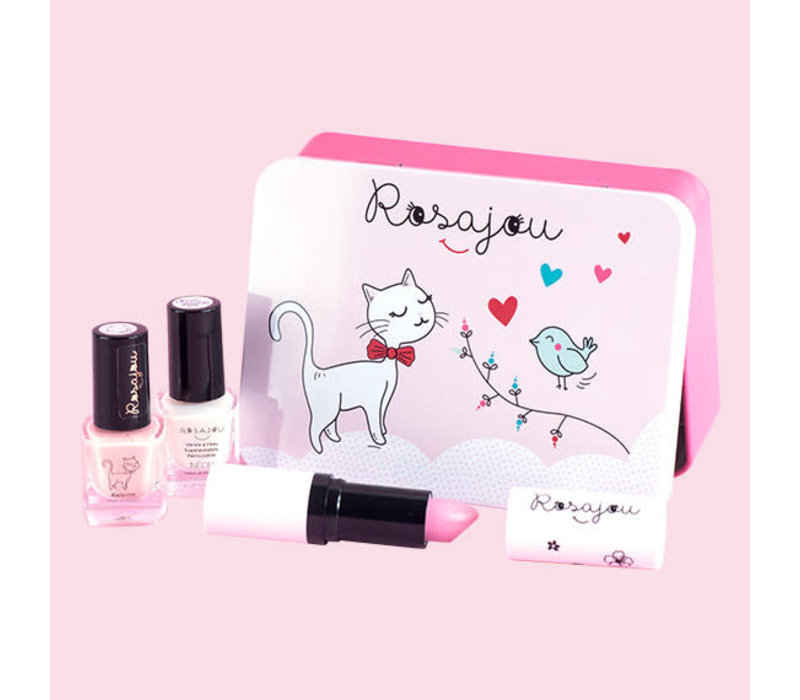 ROSAJOU - Metalen box - Cat - Gift by 5 product