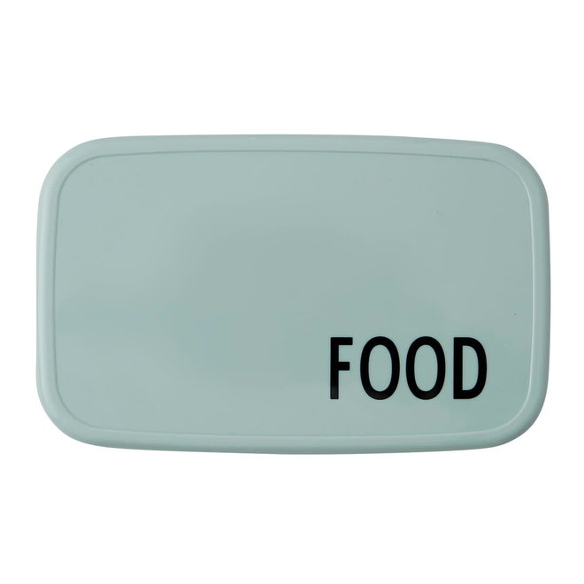 DESIGN LETTERS - Food&Lunchbox