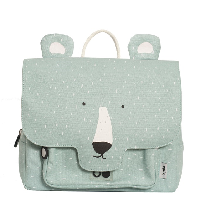 TRIXIE - Boekentas - Mr. Polar Bear