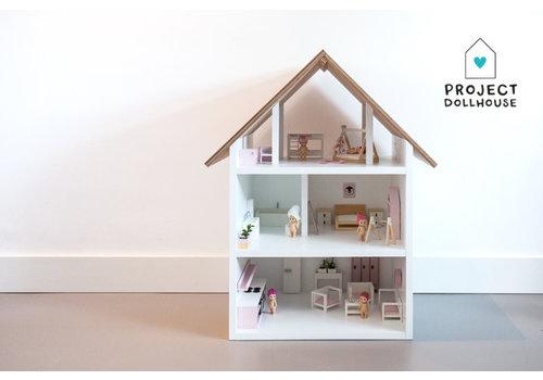 PROJECT DOLLHOUSE - Poppenhuis Minthe Klein