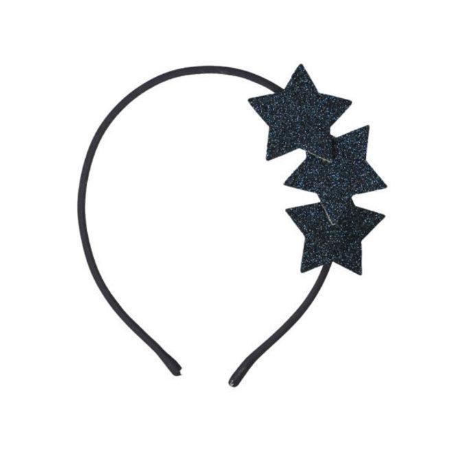LUCIOLE ET PETIT POIS - Haarband - Stars Blue