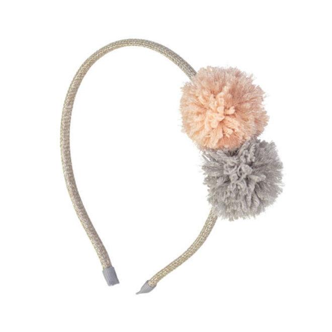 LUCIOLE ET PETIT POIS - Haarband - Pompoms
