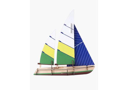 Studio Roof STUDIO ROOF - Totem - Cool Classic Boat Beaufort