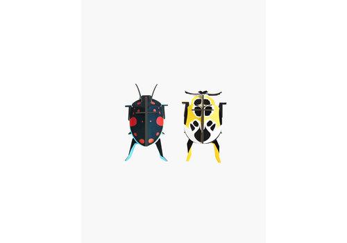 Studio Roof STUDIO ROOF - Walldecor - Lady Beetles